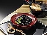 【丹波篠山産の黒豆使用】ふっくらとした食感の液入り煮豆「黒の輝 丹波黒豆」(190g×3箱)