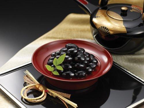 【丹波篠山産の黒豆使用】ふっくらとした食感の液入り煮豆「黒の...