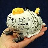 潜水調査船しんかい6500 ぬいぐるみ  全長14cm