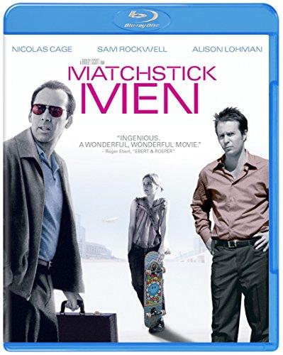 マッチスティック・メン [Blu-ray]の詳細を見る