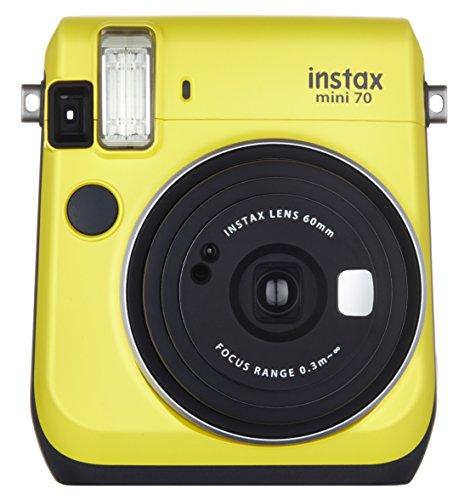 FUJIFILM インスタントカメラ チェキ instax mini70 イ...