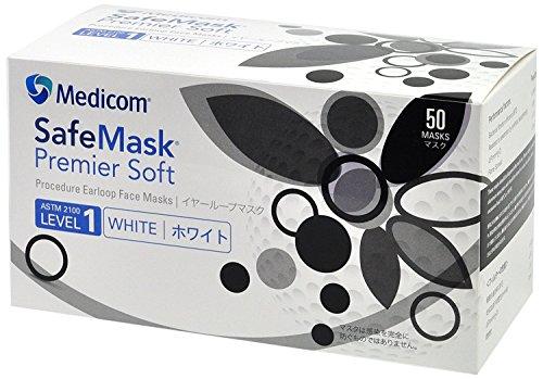 セーフマスクプレミアソフトホワイト(50枚入り) PMRJME2114