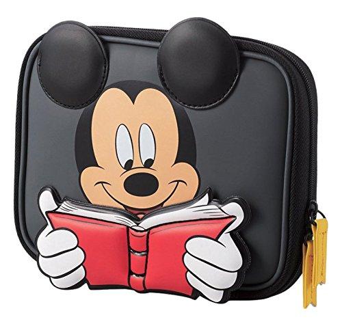 エレコム 電子辞書ケース ミッキーマウス カシオ エクスワード シャープ Brain 各機種対応  DJC-026DNYBK