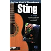 Sting: Guitar Chord Songbook (Guitar Chord Songbooks)