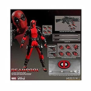 Mezco Toyz One:12 Collective Deadpool Action Figure [並行輸入品]