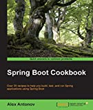 Spring Boot Cookbook (English Edition)