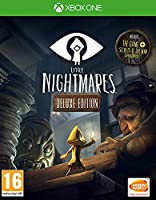 Little Nightmares Deluxe Edition (Xbox One) (輸入版)