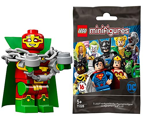 レゴ(LEGO) ミニフィギュア DCスーパーヒーローズ シリーズ ミスター・ミラクル│Mr. Miracle 【71026-1】