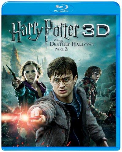 ハリー・ポッターと死の秘宝 PART2 3D & 2D ブルーレイセット(3枚組) [Blu-ray]の詳細を見る