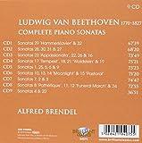 ベートーヴェン:ピアノソナタ全集 9枚組 画像