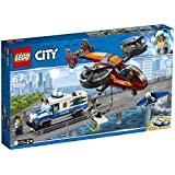 LEGO City Sky Police Diamond Heist 60209 Building Toy