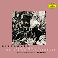 Beethoven: Symphonies Nos. 5 & 6 by Claudio Abbado (2011-05-11)