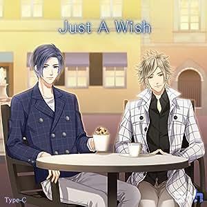 S+h(スプラッシュ)「Just A Wish」 Type-C【ネコ旅 カエル編<奈緒&峻介>】