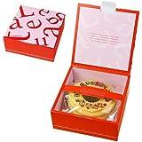 バウムクーヘン ひなまつり 雛祭 1個 ギフト箱入り 桃の節句 内祝いギフト (赤色(レッド)の箱希望)