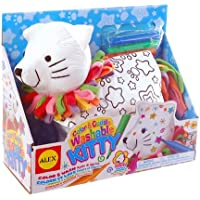 ALEX Toys Craft Color And Cuddle Kitty Soft Toy by ALEX Toys
