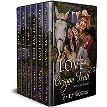 Love on the Oregon Trail Boxed Set: Books 1 - 6