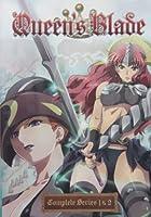 Queen's Blade: Complete Series 1&2 [DVD] [Import]