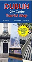Dublin City Centre Tourist Map (Dublin Series)