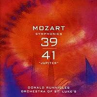 Symphony 39 & 41: Jupiter