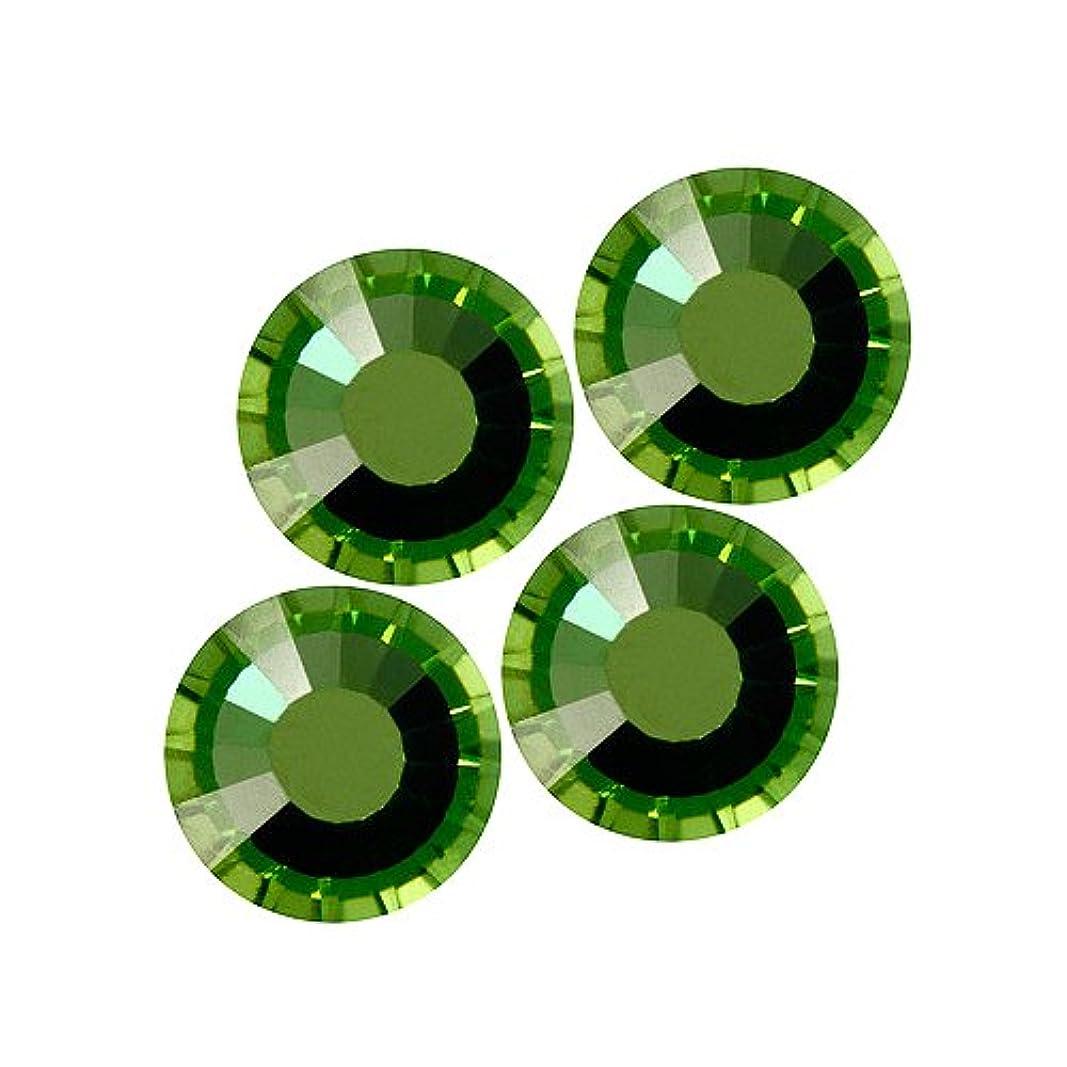 賞受け取る勉強するバイナル DIAMOND RHINESTONE ペリドット SS6 1440粒 ST-SS6-PER-10G