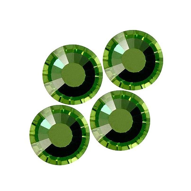 トーク糞恩恵バイナル DIAMOND RHINESTONE ペリドット SS6 1440粒 ST-SS6-PER-10G