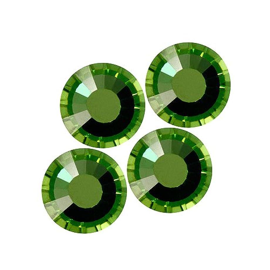 雰囲気ニュースフェザーバイナル DIAMOND RHINESTONE ペリドット SS6 1440粒 ST-SS6-PER-10G