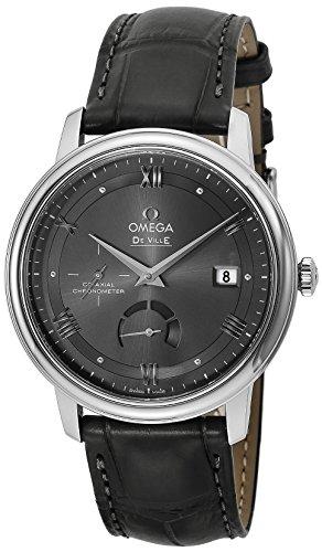 [オメガ]OMEGA 腕時計 デ・ビル グレー文字盤 パワー...