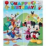 Disney Mickey Mouse Scene Setter Decoration Set ディズニーミッキーマウスのシーンセッターデコレーションセット?ハロウィン?クリスマス?