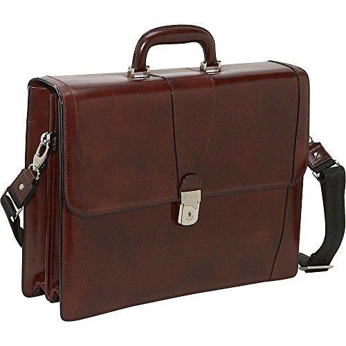 (ボスカ) Bosca メンズ バッグ ブリーフケース Old Leather Double Gusset Brief 並行輸入品