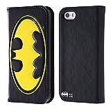 iphone5s ケース DCコミックス ポップアップ ブック カバー ケース【DCコミックス / ワーナー・ブラザース】iphoneseケース【ip-629-3】 (iPhone5 / iPhone5s / iPhoneSE, バッドマン)
