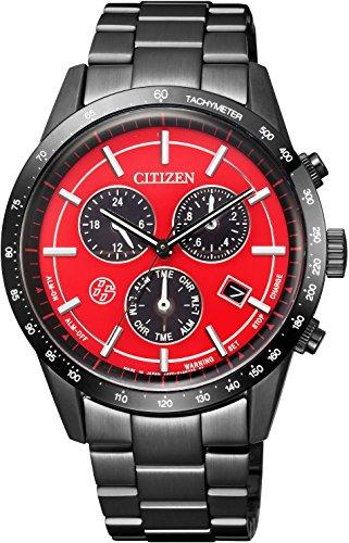 CITIZEN×TOYOTA 86 シチズン×トヨタ 86 コラボレーション限定モデル第3弾 メンズ 腕時計 エコドライブ 限定860本 レッド BL5495-64W