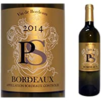 P.S ボルドー ブラン 2015年 750ml 白 P.S Bordeax Blanc