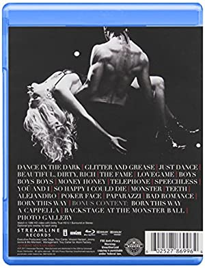 Monster Ball Tour at Madison Square Garden [Blu-ray] [Import]