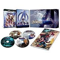 アベンジャーズ/エンドゲーム 4K UHD MovieNEXプレミアムBOX