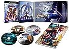 アベンジャーズ/エンドゲーム 4K UHD MovieNEXプレミアムBOX [4K ULTRA HD+3D+ブルーレイ+デジタルコピー+MovieNEXワールド]
