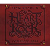 SIAM SHADE XI COMPLETE BEST~HEART OF ROCK~(DVD付)
