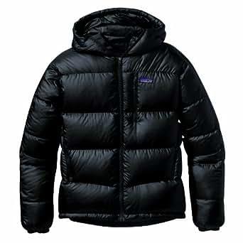 (パタゴニア)patagonia M's Fitz Roy Down Hoody 84580 Black L BLK