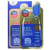MEDIHEAL メディヒール NMF アクアリング ヌード ゲルマスク (10枚) [Mediheal premium NMF AQUARING Hydro Nude Gel 10 sheets] [並行輸入品]