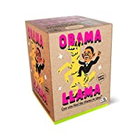 Obama Llama: Celebrity Rhyming Party Game by Big Potato
