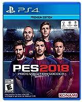 Pro Evo Soccer 2018 (輸入版:北米) - PS4