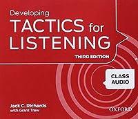 Tactics for Listening: Developing: Class Audio CDs (4 Discs)