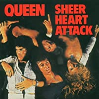 Sheer Heart Attack: Remastered CD replica of original UK vinyl by Queen (2004-07-12)