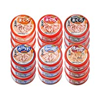アソート いなば CIAO(チャオ) とろみ 80g 6種18缶 キャットフード CIAO チャオ
