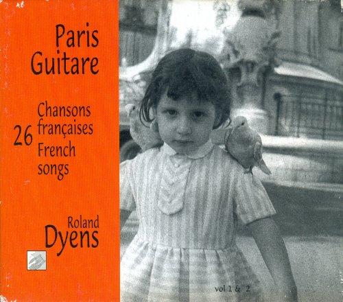 Paris Guitare: Chansons Francaises, Vol. 1 & 2