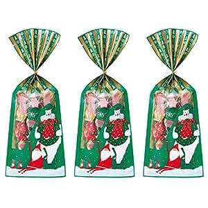 ゴンチャロフ クリスマスプレーンチョコレート(袋) 3袋セット 2018クリスマス特集
