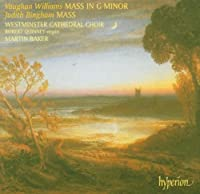 Bingham & Vaughan Williams: Mass by Westminster Cathedral Choir (2005-05-13)