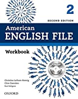 American English File 2/E Level 2 Work Book with Key iChecker