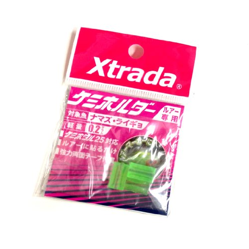 Xtrada ケミホタル専用 ルアー装着ホルダー ケミホルダー