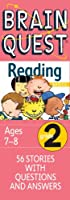 Brain Quest Grade 2 Reading Basics: 56 Stories With Questions & Answers, Ages 7-8