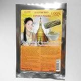2 Pcs. Isme Rasyan Tanaka Powder 100% for Anti Acne & Reduce Melasma 20 G. by Lerpang [並行輸入品]